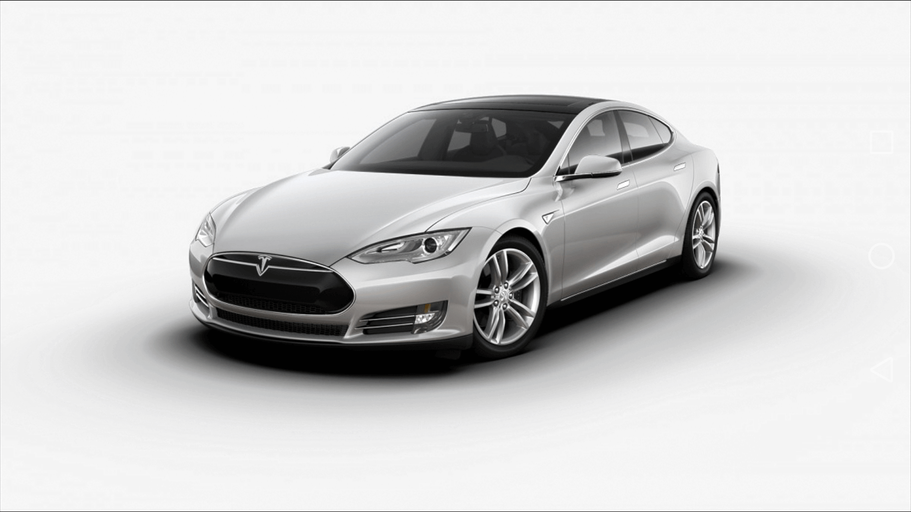 Tesla Inc Shares Used Model S