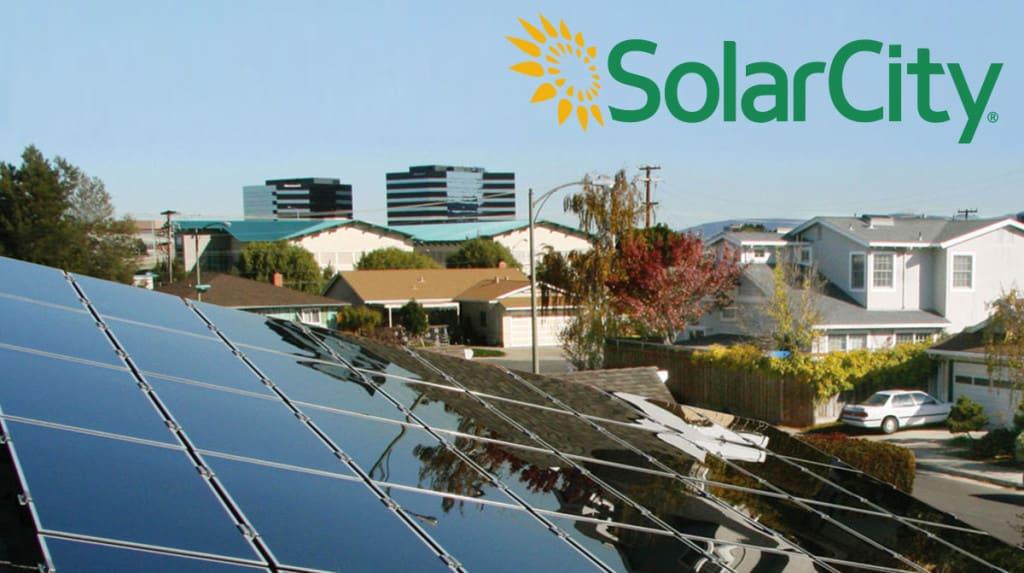 Solar City (SCTY)