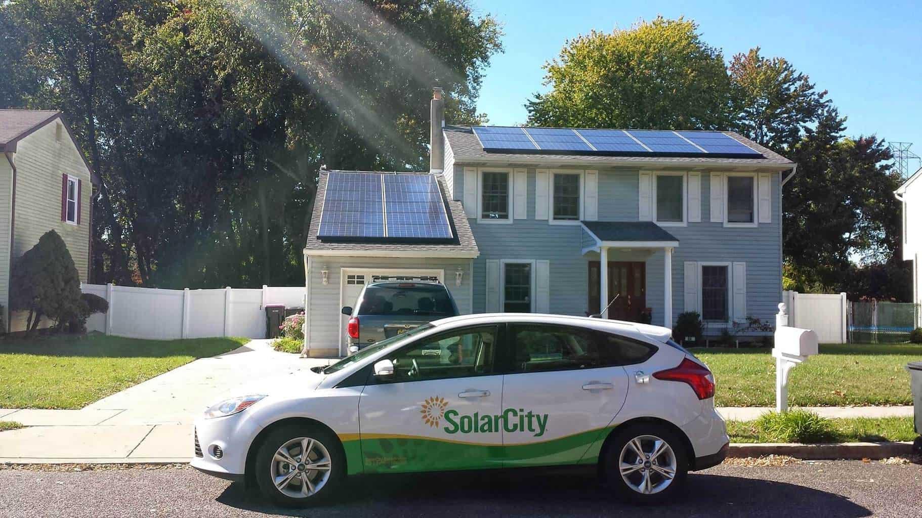 SolarCity Corp (SCTY)