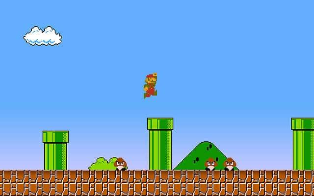Super Mario by Nintendo on the Xbox Scorpio
