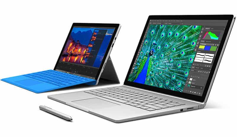 Microsoft Surface Pro 5 (NASDAQ:MSFT)