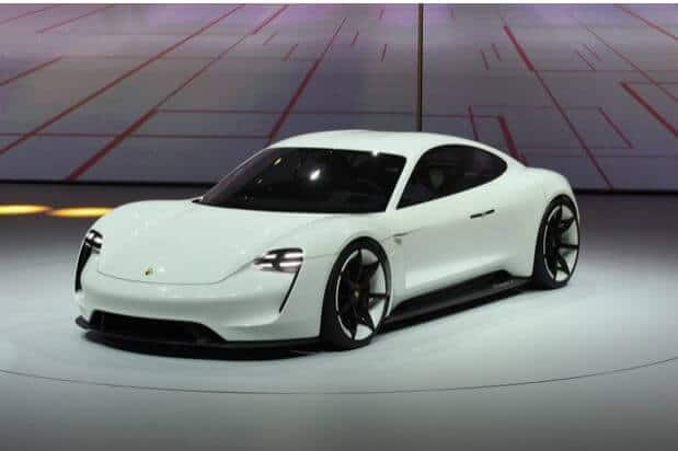 Tesla Model S Porsche Killer