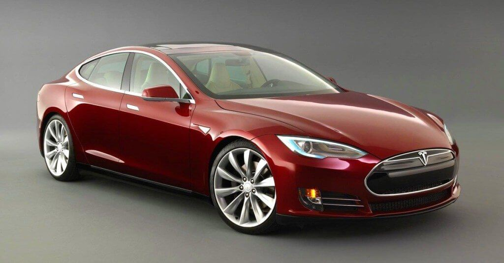 Tesla Motors Inc (NASDAQ:TSLA) Model S Luxury Sedan