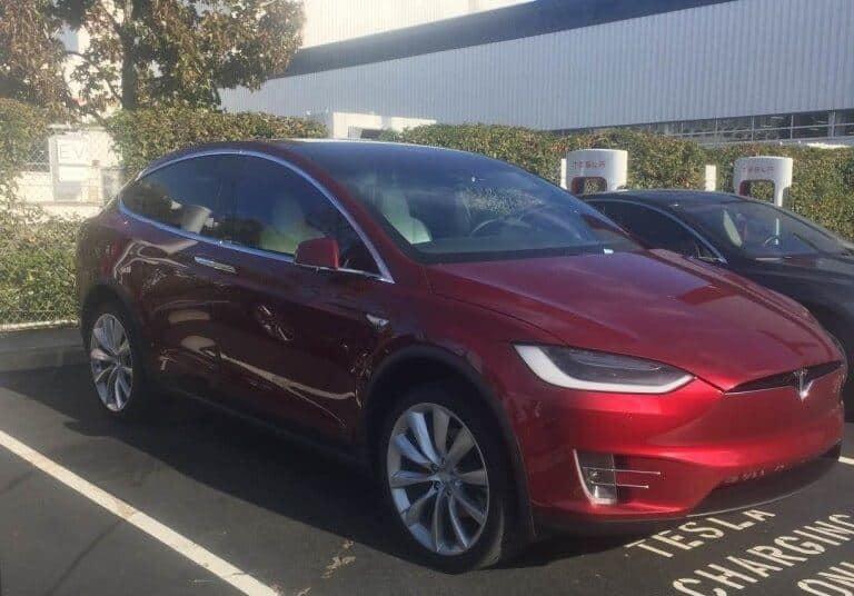 Tesla Motors Inc Model X
