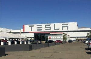 Tesla Motors Inc (TSLA) Factory Freemont, California