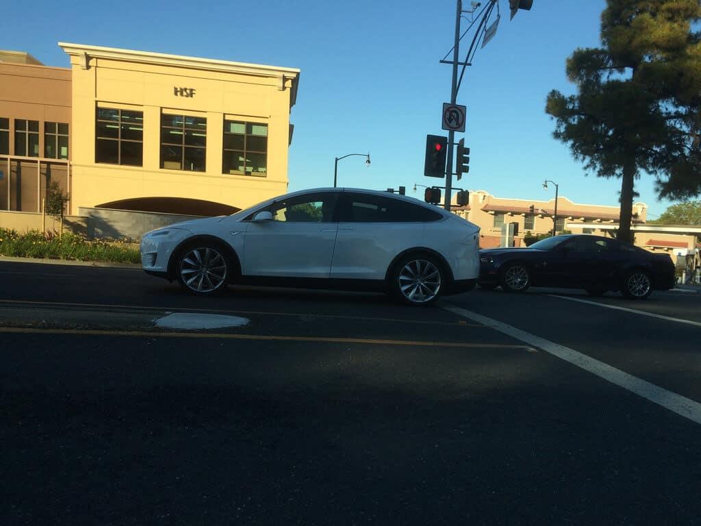 Tesla Motors Model X SUV