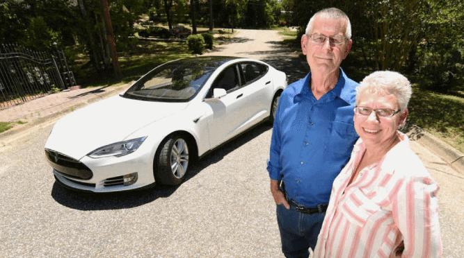 Tesla Motors Public Charging