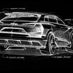 Tesla Motors Inc (NASDAQ:TSLA) Model X Beats Audi E-Tron Quatro to Starting Line