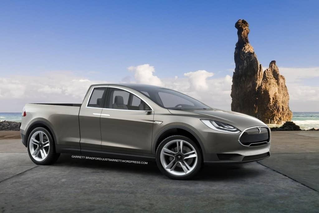 Tesla Motors Inc Ford F150 Pickup