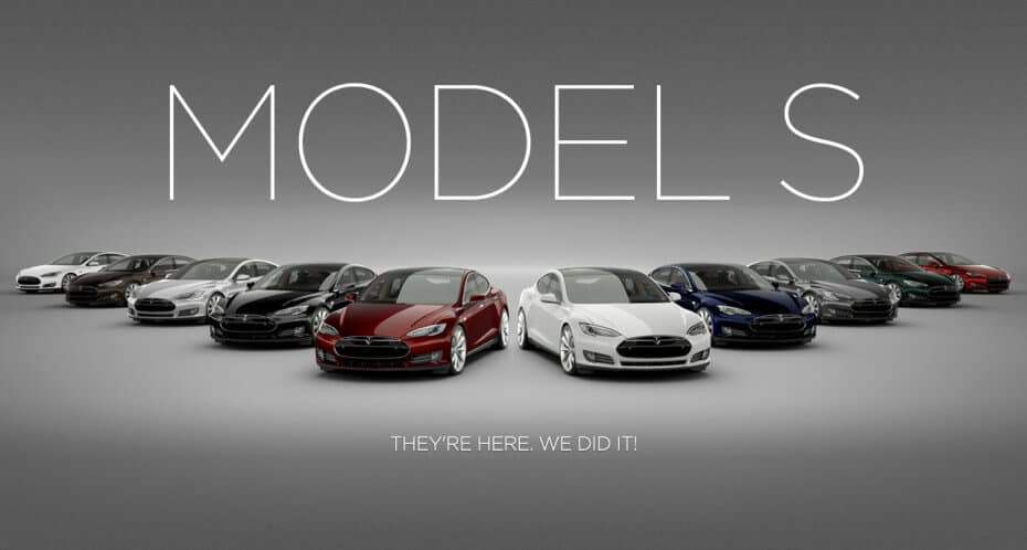 Tesla Motors Inc model s
