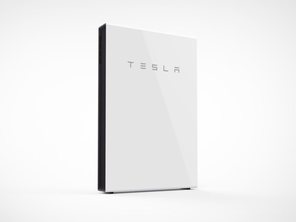 Version 2 of Tesla's Power wall