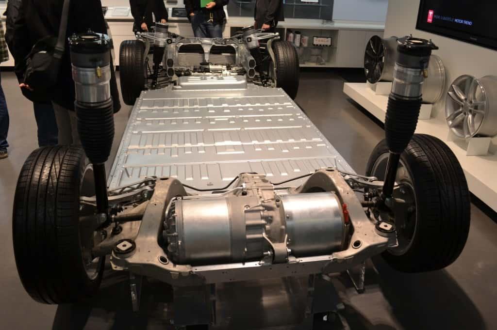 Tesla Motors Inc Ludicrous Mode Model S