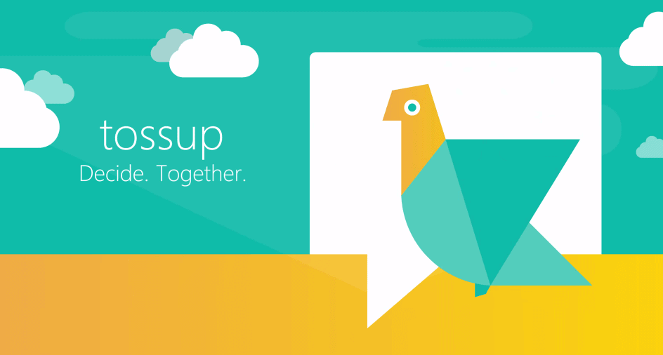 Microsoft Tossup App