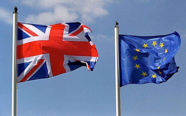 British Pound - Brexit - European Union - Euro