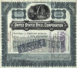US STEEL BONDS