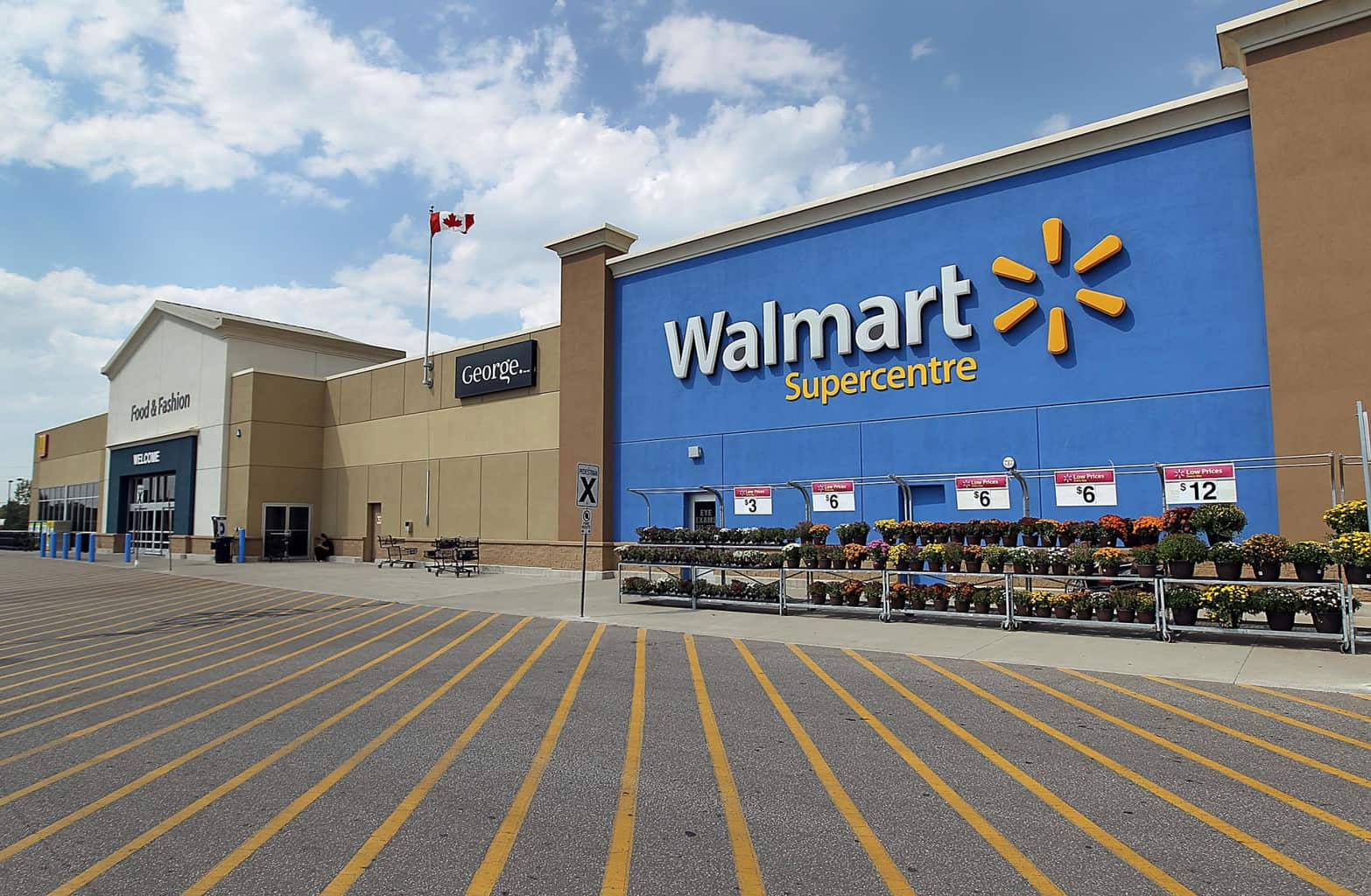 Wal-mart Stores Inc (WMT)