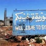 Welcome to Syria Sign