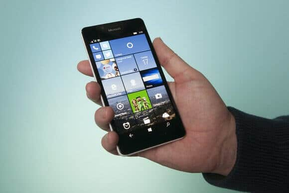 Microsoft corporation (MSFT) Windows Phone