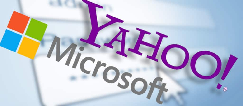 Yahoo! and Microsoft Email Security Privacy
