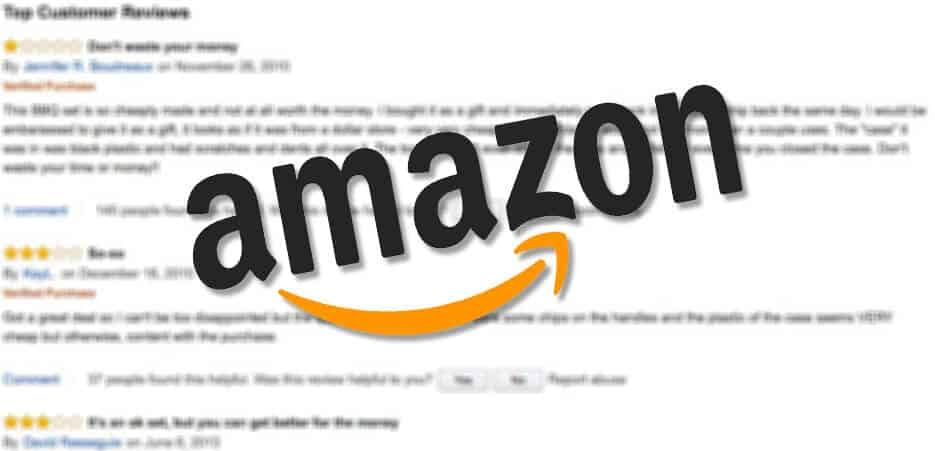 Amazon.com Inc (AMZN) Bans Reviews