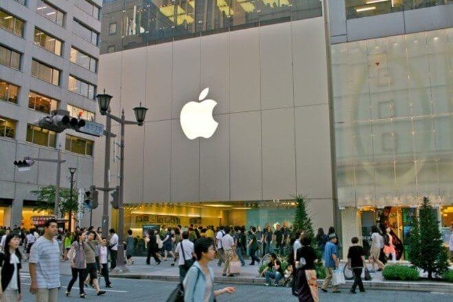 apple inc japan abenomics