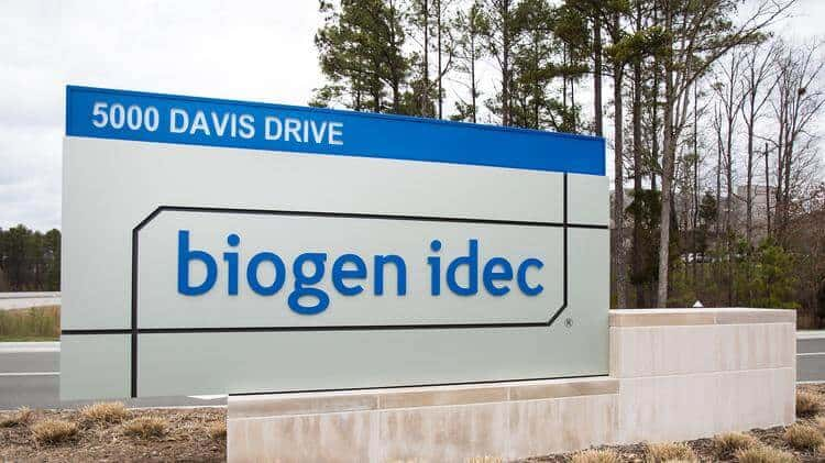 biogen inc earnings