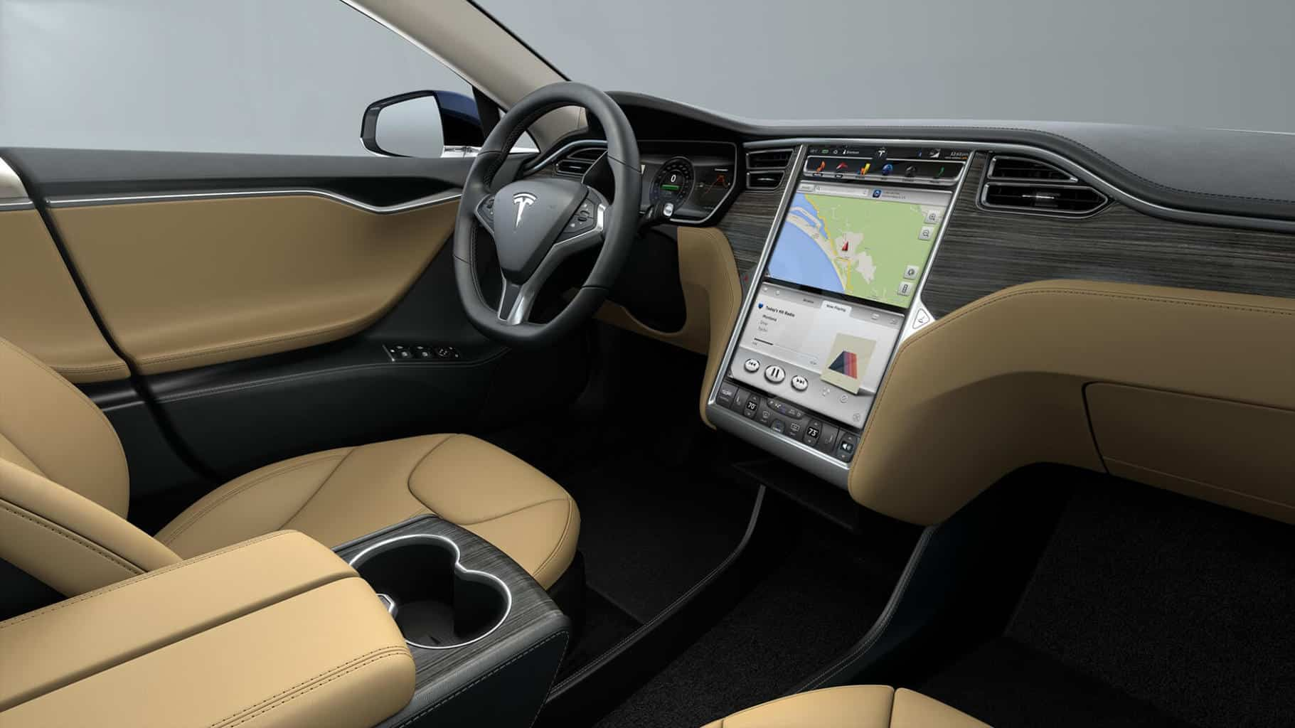 Tesla Inc Model S Elon Musk Shares