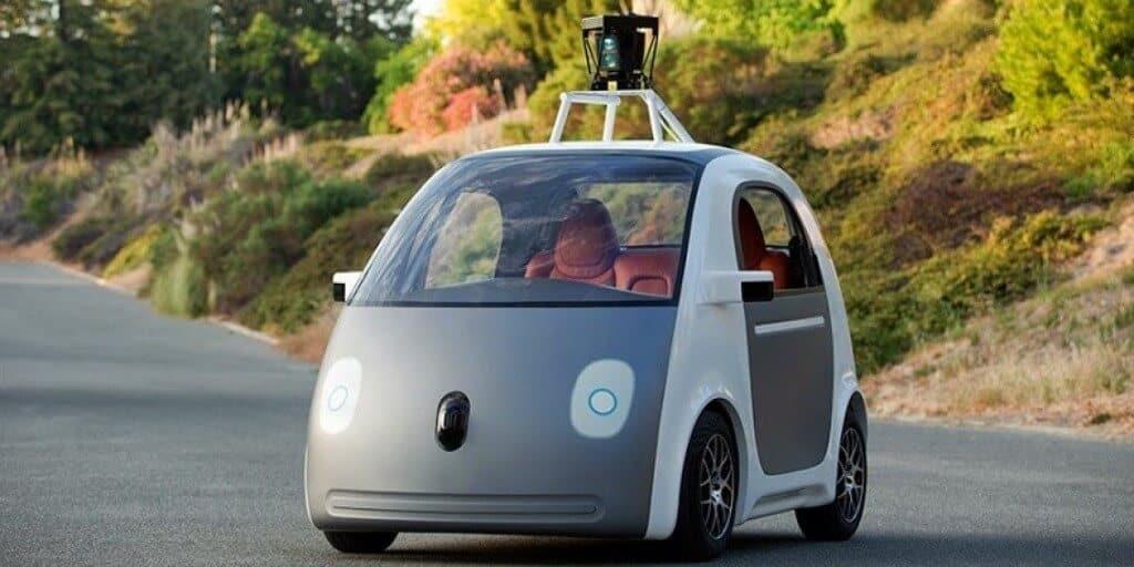 google inc car