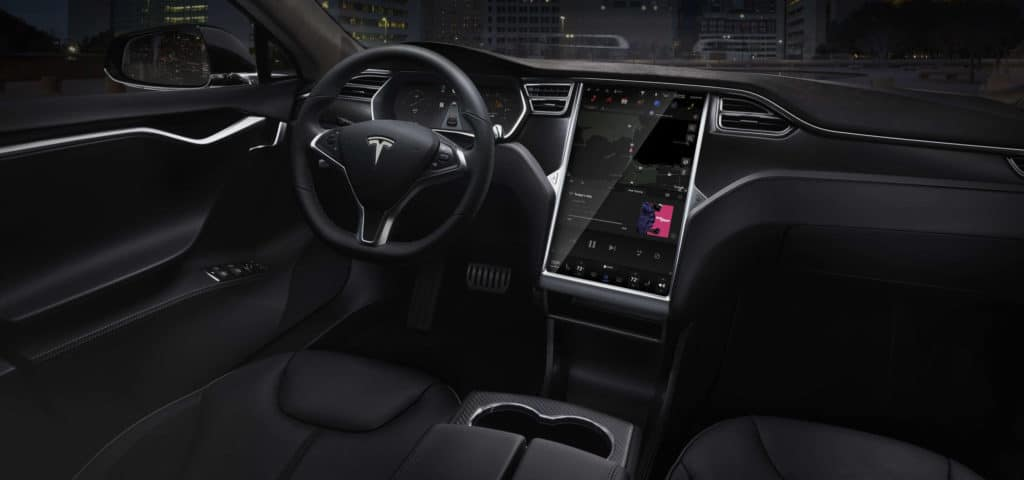 Tesla Inc stock moves on not so secret weapon