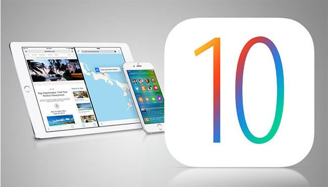 Apple Inc (AAPL) iOs 10