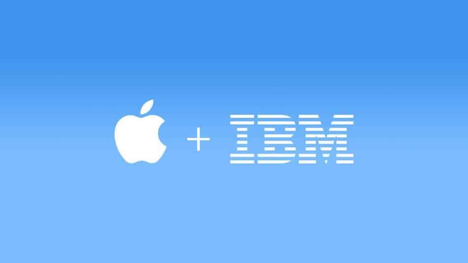 ibm apple partnership