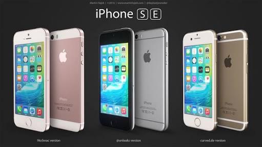 Apple Inc (NASDAQ:AAPL) iPhone SE and iPad Pro