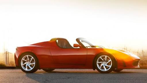 Tesla Motors Inc (TSLA) Roadster