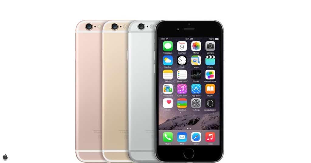 Apple Inc (AAPL) iPhone 6s