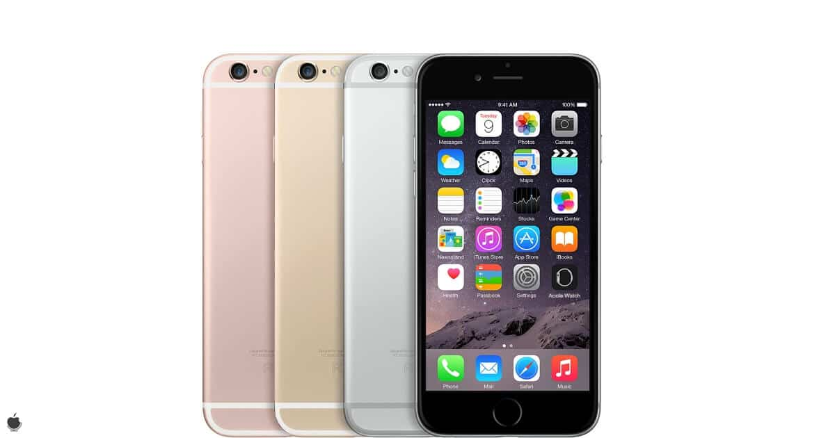 Apple Inc (AAPL) iPhone 6s
