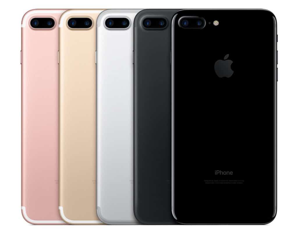 Apple Inc. iPhone 7 design
