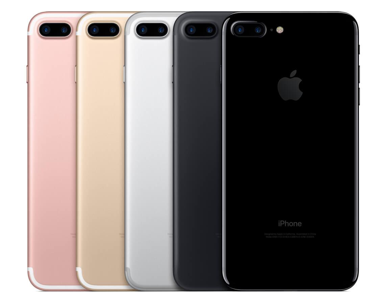 Apple Inc. AAPL iPhone 7