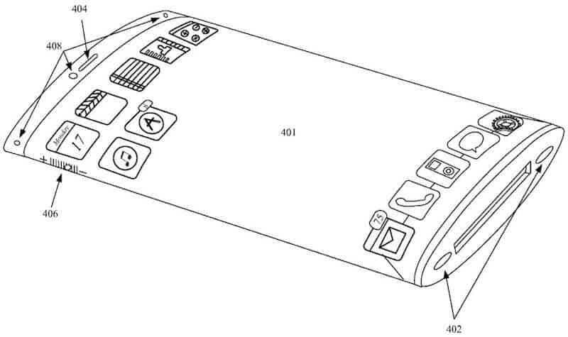 Apple Inc (AAPL) iPhone Patent