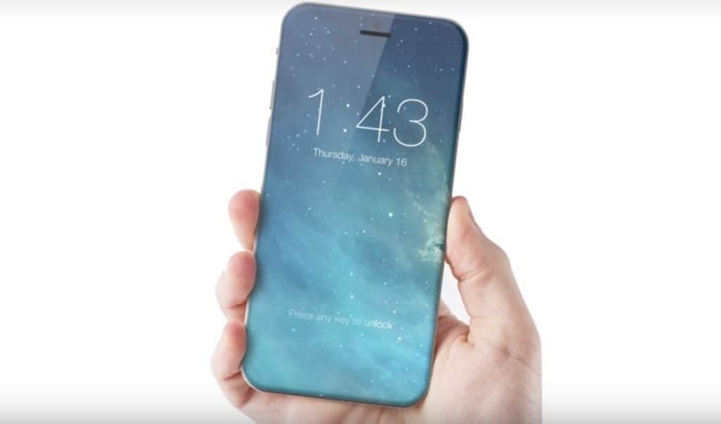 Apple Inc (AAPL) iPhone 8