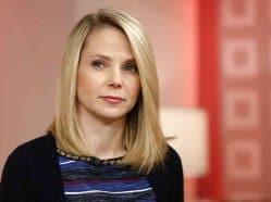Yahoo Inc (YHOO) Marisa Mayer