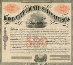 municipal bond example
