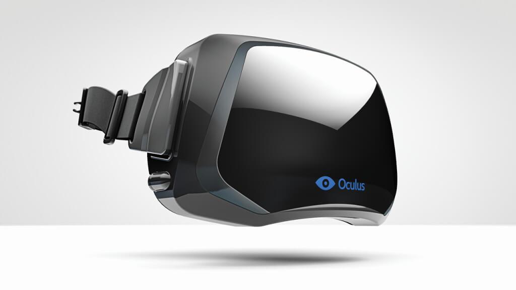 Facebook Inc oculus vr