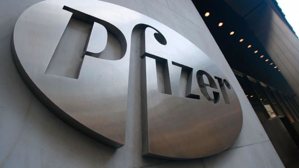 Prizer NYSE:PFE