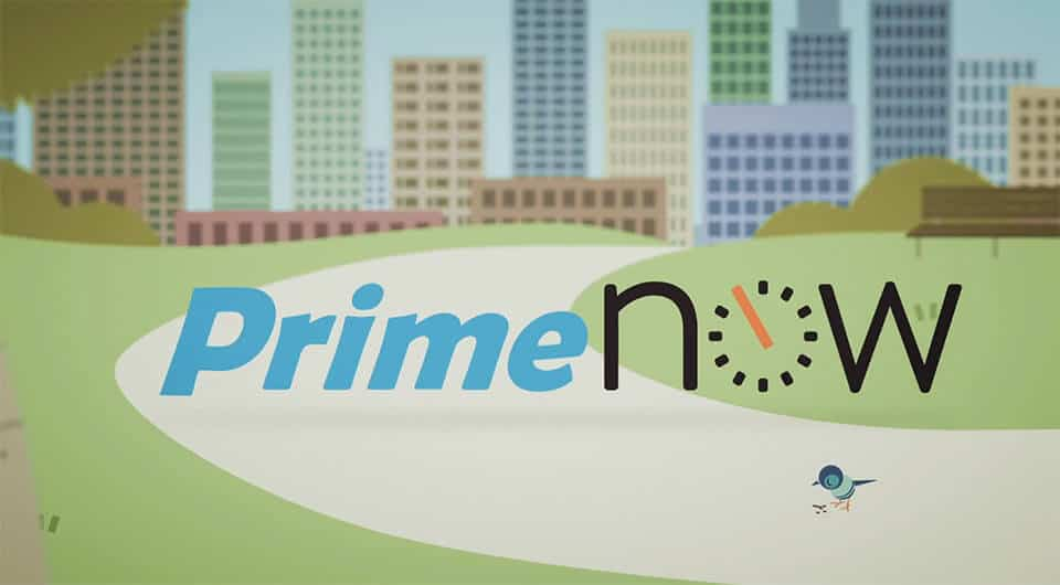 Amazon.com Inc Prime Now (AMZN)
