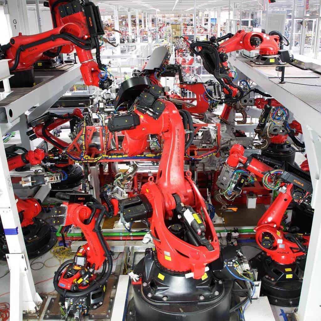 Tesla Inc Model 3