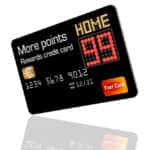 Points Reward Credit Card