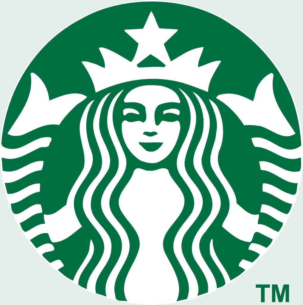 This is a logo for Starbucks - https://en.wikipedia.org/wiki/File:Starbucks_Corporation_Logo_2011.svg