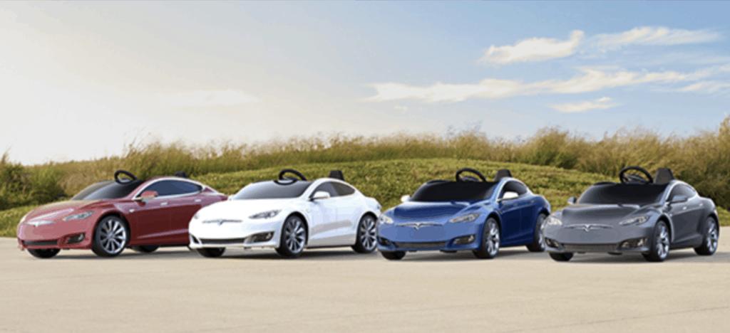 Model S for Kids revamp