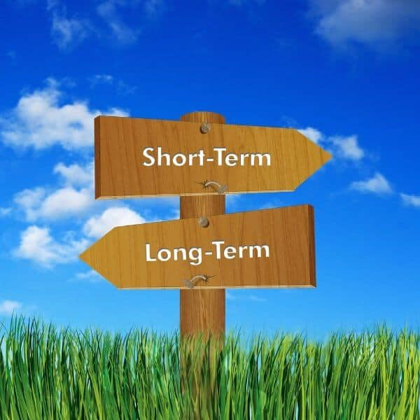 Short term bond funds
