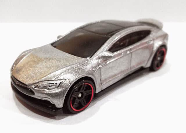 tesla motors inc model s toy